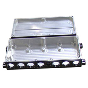 China Aluminium custom cnc military product development