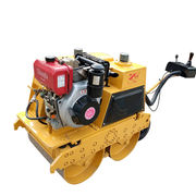 3-ton vibratory road roller second hand road roller double drum road roller