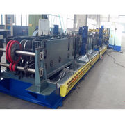 China Fully Automatic Cable Tray Cold Roll Forming Machine