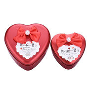 China Gift candy packaging tin box