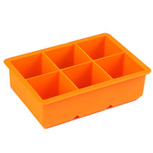 Home ice maker silicone ice cube tray mold