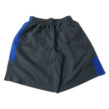 Men's shorts made of cotton/polyester from Global Silkroute