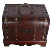 China Antique wooden chest