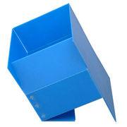 China Customized Foldable Corrugated PP Plastic Carton Boxes