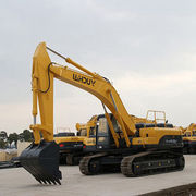 China 8-ton hydraulic excavator