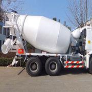 Concrete Mixing Truck, 8m3 from Oriemac Machinery & Equipment (Shanghai) Co., Ltd.