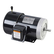 Brake motor, three phase, totally enclosed, 1/3HP to 2HP, with C face, with braker, CSA certified from Cixi Waylead Electric Motor Manufacturing Co. Ltd