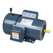 China Brake motor, single phase, totally enclosed, 1/3HP to 2HP, with C face, with braker, CSA certified