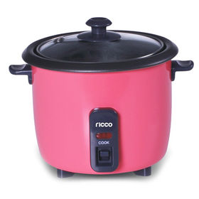 China mini size pink color rice cooker