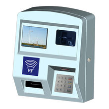 China Mini Wall Mounted Bill Payment Touch Kiosk