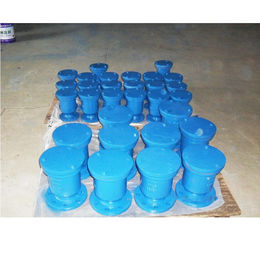 China Air Release Valves with Single Ball, Flanged Ends, NBR Rubber or ABS Ball and Ductile Iron Body