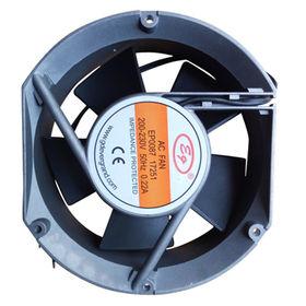 Axial Fan, EA17251BS2HL/T, Axial, 110/220V, Small, Mini,ac from Dongguan Dihui Electronics Co., Ltd.