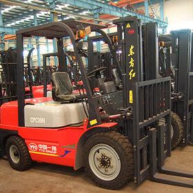 Diesel Forklift Truck 3-ton YTO brand CPC30, Hot Sale