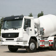 336hp 10 wheel 10 cubic meters concrete mixer truck for sale from Newindu E-commerce(Shanghai) Co.,Ltd.