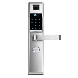 china smart biometric fingerprint door lock - Biometric Door Lock