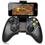 China Bluetooth Game Controller for Android, iOS Devices and Windows PC