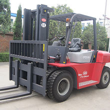 China Forklift, 5-ton YTO Diesel Forklift for Oriemac CPCD50