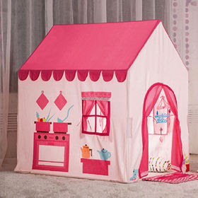 China Indoor or outdoor kid's party tent house, fun pretend play kid's tent house, W08L008