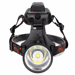 China Rechargeable Headlight with Sensor Switch