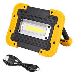 10w High Power Work Light Rechargeable Flood Light Spot Light