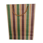 Shopping bags made of kraft paper. from SHANGHAI PROMO COMPANY LIMITED