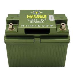 China 12V/30Ah 1000CCA Lithium-ion Car Battery