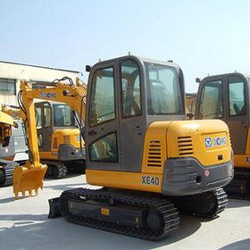 Mini excavator, new excavator, 4-ton excavator from Oriemac Machinery & Equipment (Shanghai) Co., Ltd.