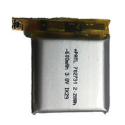 China Lithium battery for GPS portable devices