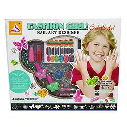 China Girl Nail Arts, Cosmetic W, Sticker Kits
