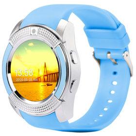 Bluetooth bracelet watches, V8 sport watch waterproof