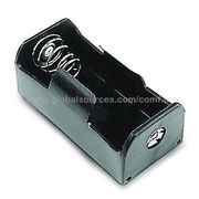 Regular Battery Holder, Suitable for 1 C or UM2 Cell, with Polarity Protection from Comfortable Electronic