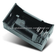 Regular Battery Holder for One D/UM1 Battery with 150mm Lead Wire, OEM Orders are Welcome from Comfortable Electronic