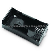 Regular Battery Holder Fitted, Ideal for D UM1 Batteries from Comfortable Electronic