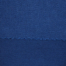Custom 3/1 twill 222G fire retardant finish 100% cotton fabric for garment