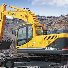 R225LC-7 Hydraulic Excavator for Hyundai from Oriemac Machinery & Equipment (Shanghai) Co., Ltd.