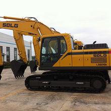 21-ton Hydraulic Crawler Excavator for SDLG, LG6210 from Oriemac Machinery & Equipment (Shanghai) Co., Ltd.