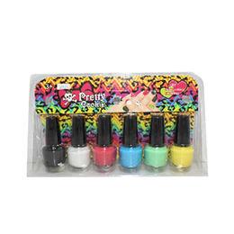 China Nail polish, 6PK sets