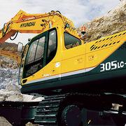 30-ton Hydraulic Excavator for Hyundai, R305lvs from Oriemac Machinery & Equipment (Shanghai) Co., Ltd.