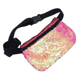 China High quality sequin waist bag for 2017