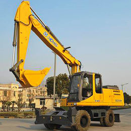 Wheel Excavator for XCMG, 21-ton Excavator Sale from Oriemac Machinery & Equipment (Shanghai) Co., Ltd.