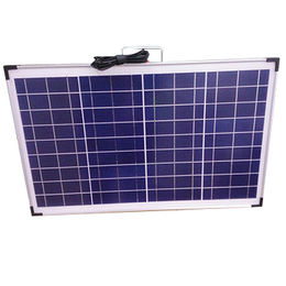 High Conversion Efficiency Portable Foldable Solar Panel Pack Outdoor Mobile Phone Solar Battery