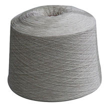 Nm2/26 100% pure cashmere yarn wholesale in China factory from Inner Mongolia Shandan Cashmere Products Co.Ltd