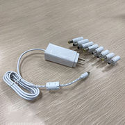 Super mini 65W laptop adapter, level VI, compatible with many brand computers from Shenzhen SOY Technology Co. Ltd