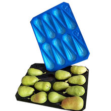 China Nested Plastic Fruit Trays for Pear used France