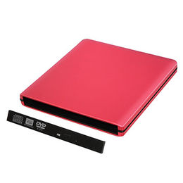 China External 12.7mm USB 3.0 DVD RW DVD Case
