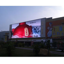 Outdoor Advertising LED Display Screen P6 SMD