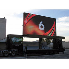 P5 Outdoor Truck Bus Car LED Display for Advertising