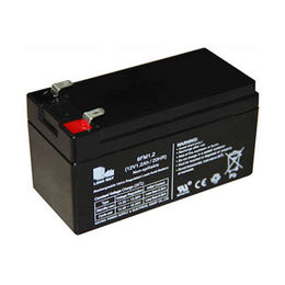 6V1.2Ah chargeable AGM battery for fire alarm system