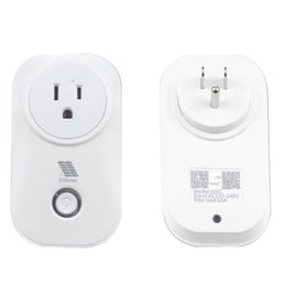 GiSC Remote Control Timer Switch WiFi Smart Outlet Power Socket US Plug for Cellphone