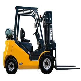 Forklift for XCMG LPG, FGL30T-JA 3T gas forklift from Evangel Industrial (Shanghai) Co., Ltd.